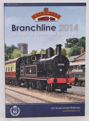 Bachmann Branchline OO Scale 2014 Catalogue 36-2014