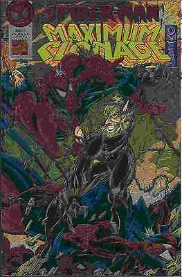 Spiderman Maximum Clonage Omega (one-shot, 52 pages) (USA, 1996)