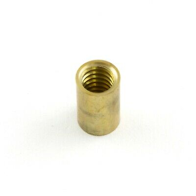 POOL SNOOKER BILLIARD CUE Tip Brass Ferrules, suit Glue on type tips 8mm