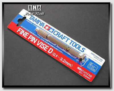 Tamiya Tool Series - Fine Pin Vice (0.1-3.2mm)
