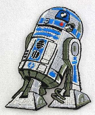 Star Wars R2-D2 Embroidered Patch