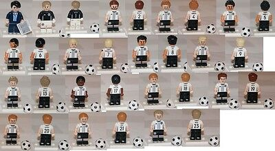 LEGO 71014 DFB The Team Mini figures choose from all 16