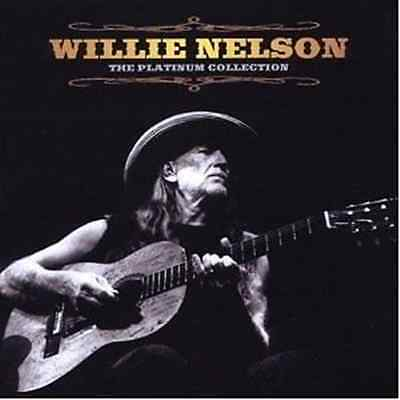 WILLIE NELSON The Platinum Collection CD BRAND NEW