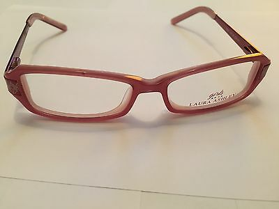 Girls Laura Ashley Glasses In A Paisley Pink Design NEW RRP £79