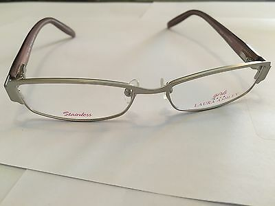 Girls Laura Ashley Glasses In A Heavenly Silver Design NEW RRP £79