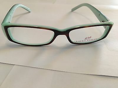 Girls Laura Ashley Glasses In A Secret Wish Amber Ice Design NEW RRP £79
