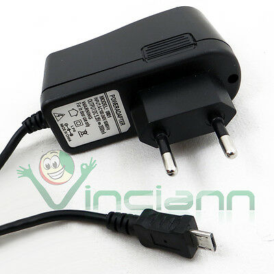 Caricabatterie per tablet Acer Iconia Tab A1-810 alimentatore 2A nuovo AC2