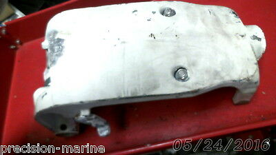 6G5-43311-00-EK Bracket, Swivel, 1991 Yamaha 200hp, Model P200TLRP