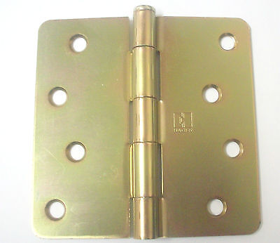 (12) HAGER 4 Inch 1/4