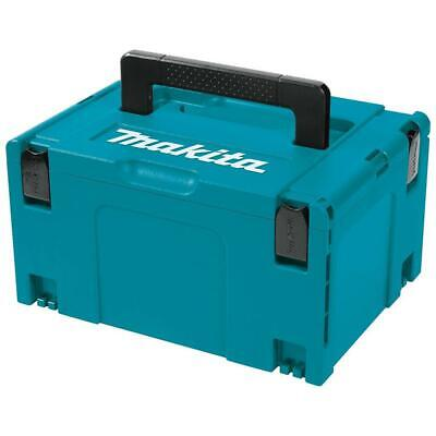 "Makita 197212-5 Interlocking Case, Large, 8-1/2"" x 15-1/2"" x 11-5/8"""