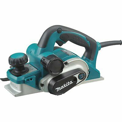 Makita KP0810 7.5 Amp 3-1/4-Inch Wide 5/32-Inch Deep 16,000 Rpm Corded Planer