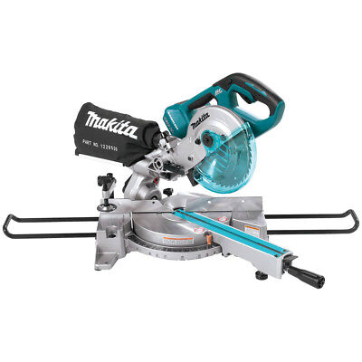 Makita XLS02Z 18-Volt 7-1/2-Inch Lithium-Ion LXT Compound Miter Saw, (Bare-Tool)