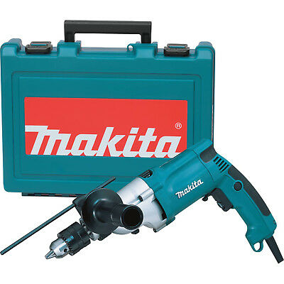 Makita HP2050F 6.6 Amp 3/4-Inch Lightweight Corded Hammer Drill with LED Light