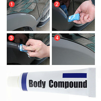 Car Scratch Repair Remover Car Paint Wax Strong Scratch Removal Abrasives