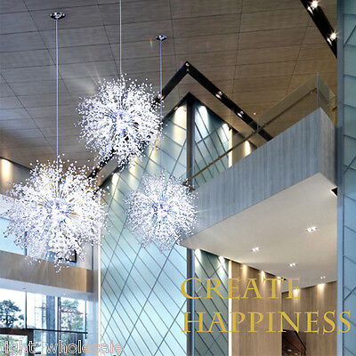 LED Modern Ceiling Lighting Acrylic 60cm Crystal Chandelier for Dining Room G4