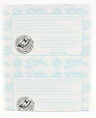 EZ Mount Foam Sheet for Rubber Stamps Double sided Crafters Companion