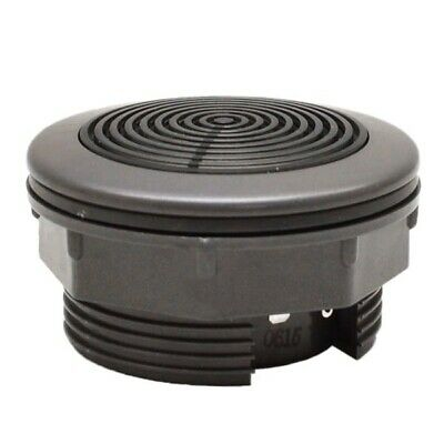"PQN Spa24-4GFLD Gray 3 1/8 "" Waterproof Marine 30W Boat Stereo Speaker (Single)"