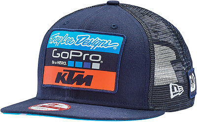 Troy Lee Designs Youth 2016 Team KTM Snapback Hat  - Youth
