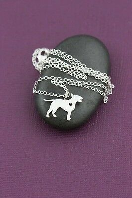 Bull Terrier pendant necklace dog collectible No.70