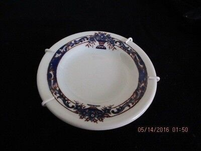 BUTTER PAT HOTEL CHINA MARY ARLANE 1881 WALL DECORATION 3 1/4 INCHES dish