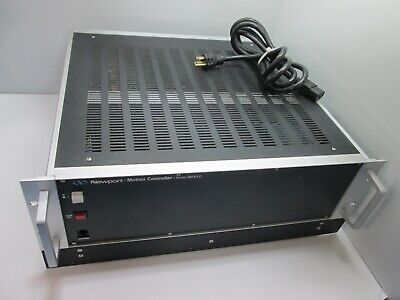 Newport MM3000.2 Motion Controller/Driver, 1-4 Motion Axes, Voltage: 110/220VAC