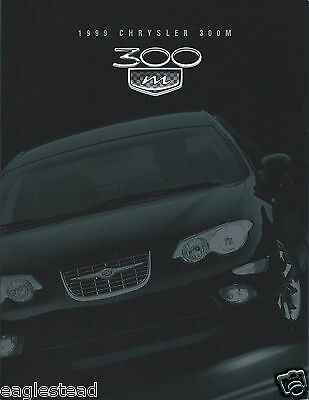 Auto Brochure - Chrysler - 300 M - 1999 - 8 page version (AB927)