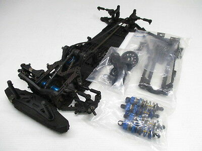 MST 1/10 MS-01D 4WD EP On Road Drifting Skeleton Chassis (FOR PARTS ONLY) OZ RC
