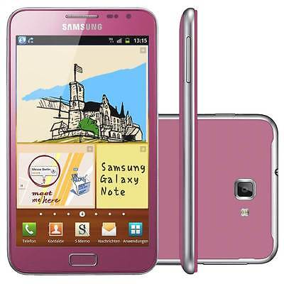 Dummy Fake Display Model Phone Amateur Dramatics Acting for Pink Galaxy Note 1