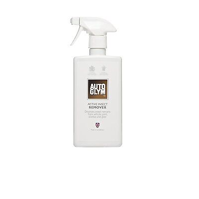 Autoglym Automotive Care AIR500 500ml Active Insect Remover