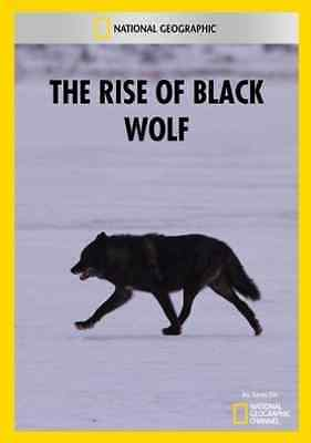 The Rise of Black Wolf  DVD NEW