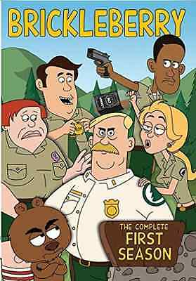 Brickleberry: The Complete First Season  DVD NEW