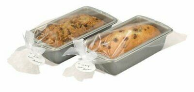 Wilton Clear Medium Party Cakes Bread Pies Sweets Pops Gifts Treats Favors Bags