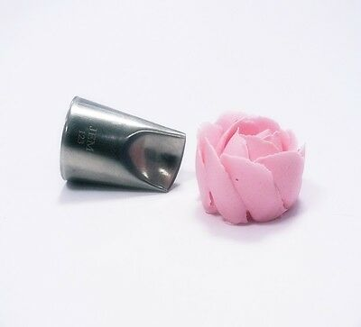 JEM Cup Cake Icing Decorating Sugarcraft Large Petal Ruffle Nozzle Tip # 123