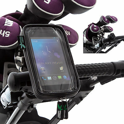 Ultimate Addons Pro Golf Mount and Water Resistant Case for Samsung Galaxy Nexus
