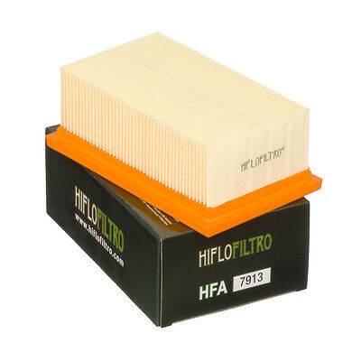 BMW  F800 S 06-10 Motorcycle Hiflo OE Replacement Air Filter (HFA7913)