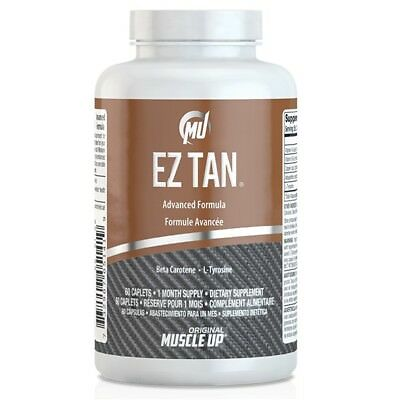 Pro Tan EZ TAN Healthy Tanning Pill - 60 caps ASTAXANTHIN CANTHAXANTHIN Tyrosine