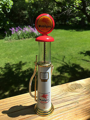 Mobilgas - Mobil Oil Company Pegasus Vintage Gas Pump Model - Near Mint