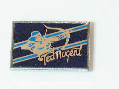 Ted Nugent Pin! (#51)