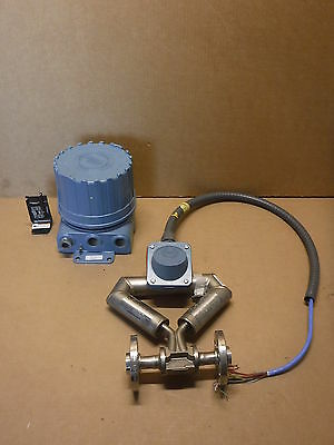 Elite Remote Flow Transmitter Micro Motion RFT9739E4SUJ  Mass Flow Sensor CMF025