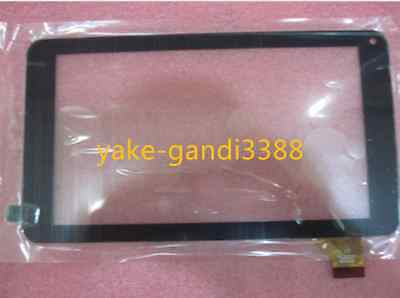 New Digitizer Front Touch Screen  Glass Panel For F&U ETB7441 7 inch Tablet Y980