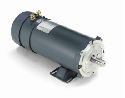 2 hp 1800 RPM 56CZ Frame 48 Volts DC TEFC Leeson Electric Motor # 109108