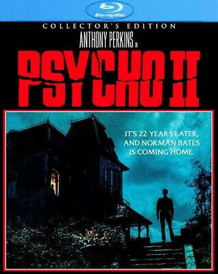 Psycho II [Collector's Edition] (2013, Blu-ray New)