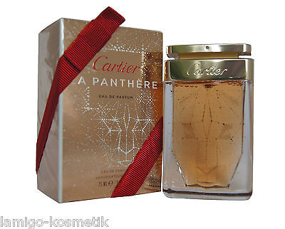 Cartier LA PANTHERE Eau de Parfum edp Limited Edition 75ml.