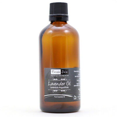 50ml Lavender Pure Essential Oil - 100% Pure, Certified & Natural - Aromatherapy