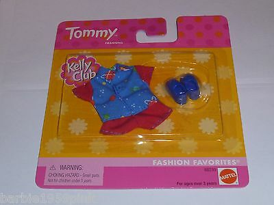 Kelly Club Outfit For  Tommy New & MIP By Mattel (Or Kelly)