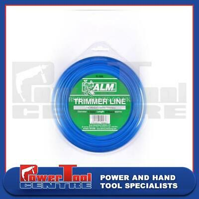 ALM SL006 1.5mm x 183m Blue Strimmer Spool Replacement Line Fits Most Trimmers