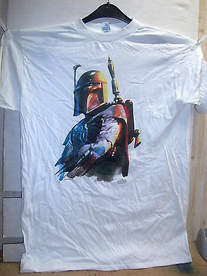Vintage T-Shirt: Star Wars - Boba Fett (XL) (USA, 1993)