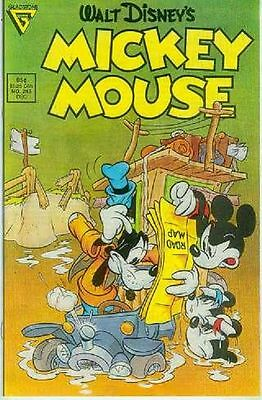 Mickey Mouse # 243 (USA, 1988)