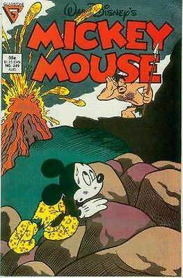 Mickey Mouse # 249 (USA, 1989)