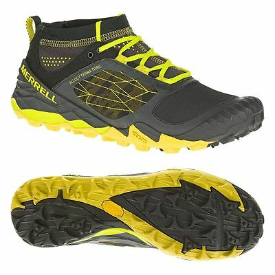 Merrell All Out Terra Trail Mens Vegan Friendly Running Shoes - TrailProtect™